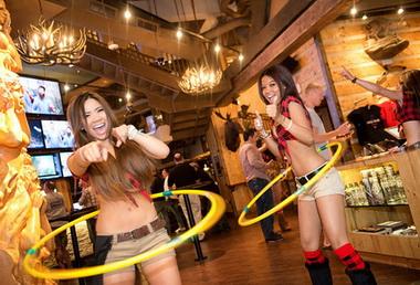 В казино Вегаса появился Твин Пикс Ресторан.